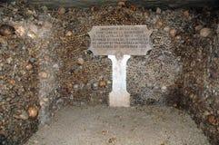 Catacombs Fotografia Stock Libera da Diritti