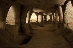 catacombs Fotos de archivo
