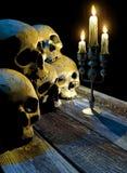 catacombs Imagen de archivo libre de regalías