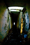 Catacombs militares obsoletos Imagem de Stock Royalty Free