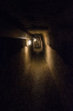 The catacombs of Paris. A most peculiar place Stock Photo