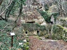 Catacombs Royalty Free Stock Photos