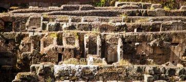 Catacombs Under Forum Stock Image