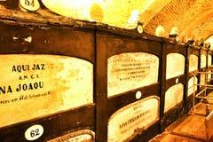 Free Catacombs Under Saint Francis Church In Porto Stock Photo - 170246690
