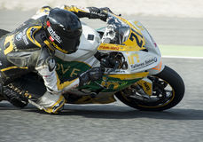 CATALAN CHAMPIONSHIP OF MOTORCYCLING - Aurelio Hernandez Stock Images