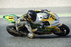 CATALAN CHAMPIONSHIP OF MOTORCYCLING Stock Photography