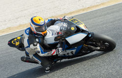 CATALAN CHAMPIONSHIP OF MOTORCYCLING - VICTOR GALLEGO Stock Photos