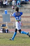 Catalan Cup Women's Football Royalty Free Stock Photo