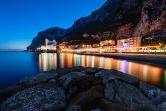 Catalan fjärd Gibraltar Royaltyfri Bild