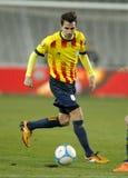 Catalan player Cesc Fabregas Stock Image