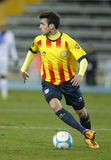 Catalan player Cesc Fabregas Royalty Free Stock Photography