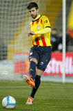 Catalan player Gerard Pique Royalty Free Stock Photo