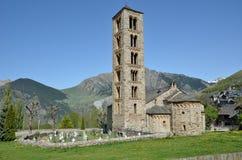 Catalan Romanesque church of the vall de Boi Royalty Free Stock Photography