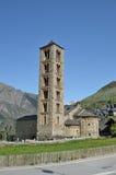 Catalan Romanesque church of the vall de Boi Royalty Free Stock Photo