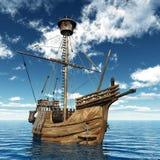 Catalan Ship Royalty Free Stock Images