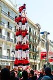 Catalan show Stock Photo