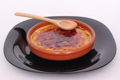 Catalana de Crema Foto de Stock