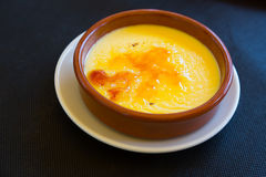 Catalana de Crema Photo libre de droits