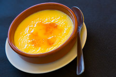 Catalana de Crema Photos stock
