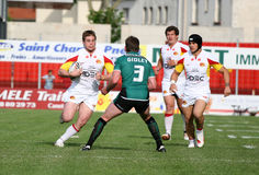 Catalans Dragons v Saint Helens Stock Photo