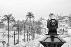 Catalejo Foto de archivo