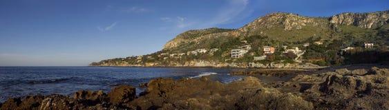 catalfano góra Zdjęcie Royalty Free