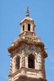 catalina教会圣诞老人巴伦西亚 库存照片