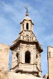 catalina教会圣诞老人巴伦西亚 免版税库存图片