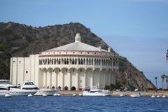 catalina海岛 库存图片