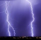 Catalina-Blitzschläge Lizenzfreie Stockfotografie