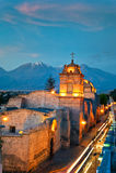 Catalina convent arequipa Stock Image