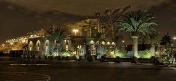 Catalina cruise terminal Stock Photo