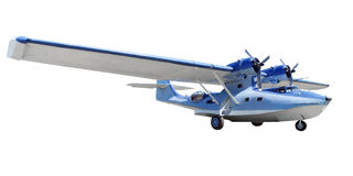 Catalina Flying Boat Royalty Free Stock Photo