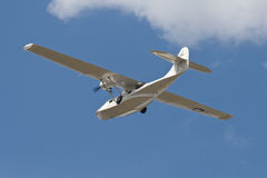Catalina Flying Boat Royalty-vrije Stock Foto