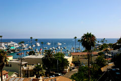 Catalina Harbor Photos stock