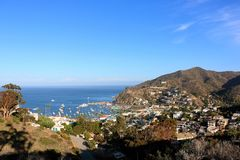 Catalina Island immagine stock