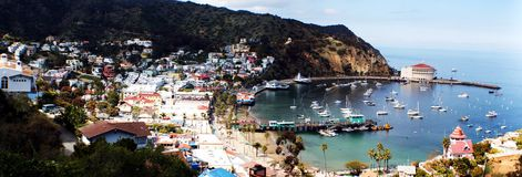 Catalina Island royalty-vrije stock foto