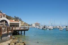 Catalina Island, Californië Stock Afbeelding