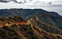 Catalina Island, California Royalty Free Stock Image