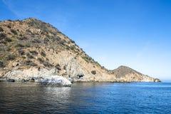 Catalina Island em Califórnia Fotografia de Stock Royalty Free
