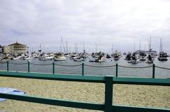 Catalina Island Harbor Royalty-vrije Stock Afbeeldingen
