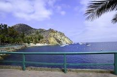 Catalina Island Harbor Stock Afbeelding