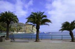 Catalina Island harbor Royalty Free Stock Photography