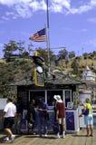 Catalina Island harbor Royalty Free Stock Photo