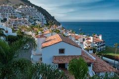 Catalina Island Resort royaltyfri foto