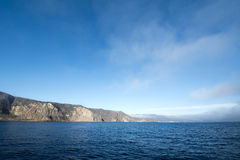 Catalina Island Sky Royalty Free Stock Photos