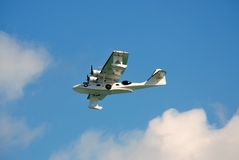 Catalina seaplane Royalty Free Stock Image