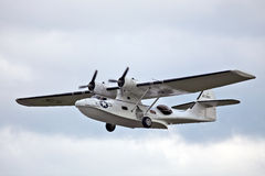 Catalina seaplane Royalty Free Stock Photography