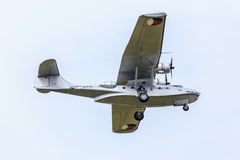 Catalina seaplane Stock Photo