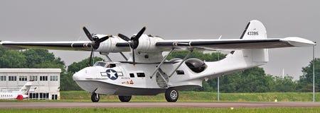 Catalina Seaplane Royalty Free Stock Photo